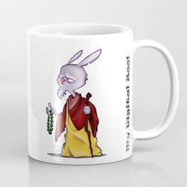 My Digital Zoo - Wise Rabbit Coffee Mug