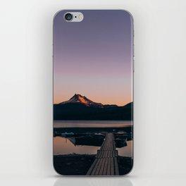 Oregon Lake iPhone Skin