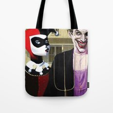 Why So American Gothic? Tote Bag
