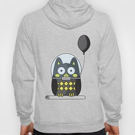 Nutty the Space Owl Hoody