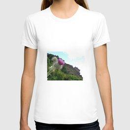 Edinburgh Thistle T-shirt