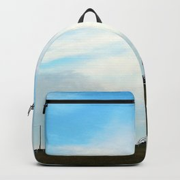 Wood Islands Lighthouse Compound Backpack