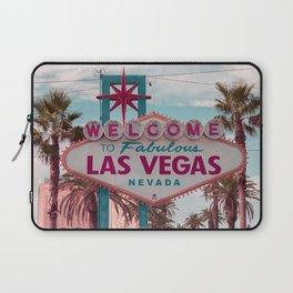 Retro Las Vegas Laptop Sleeve