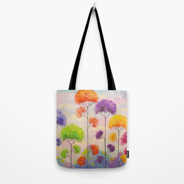 Melody of the trees Tote Bag