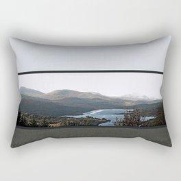 'In the deep heart's core' Rectangular Pillow