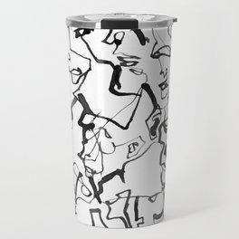 Under Pressure Travel Mug