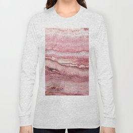 Mystic Stone Blush Long Sleeve T-shirt