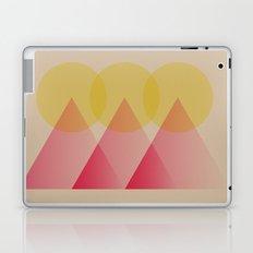 Mountains and Suns Laptop & iPad Skin