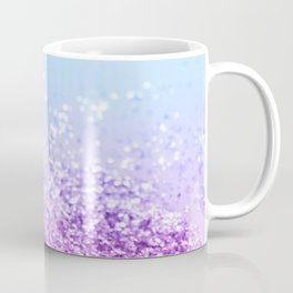 Unicorn Girls Glitter #14 #shiny #decor #art #society6 Coffee Mug