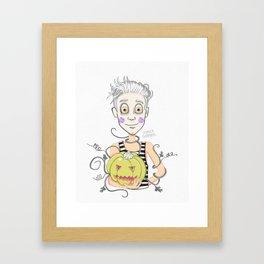 Enredaza Framed Art Print