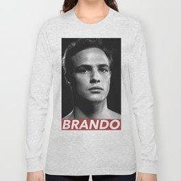 BRANDO Long Sleeve T-shirt