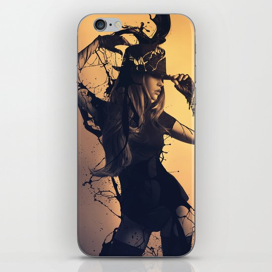Beauty Reverie iPhone & iPod Skin