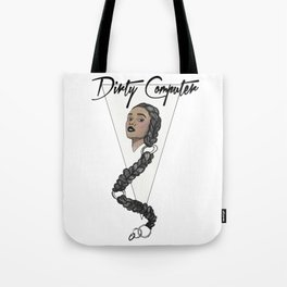 Dirty Computer Tour Tote Bag