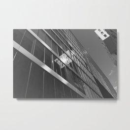 Reflex Metal Print