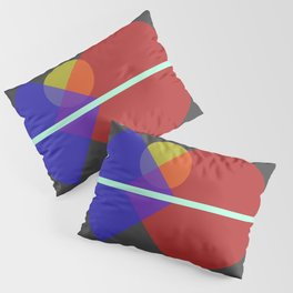 Mountain Range Pillow Sham