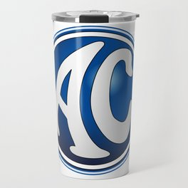 AC Cars Logo Travel Mug