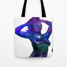 Who's your daddy? No seriously; Who is your daddy? Like, where is he? Tote Bag