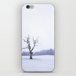 Portrait of a Tree iPhone Skin