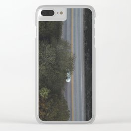 Sunday Drive Clear iPhone Case