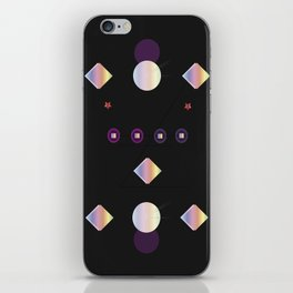 Universe Funny iPhone Skin