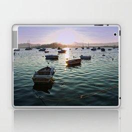 Sunrise in Baiona Galicia Laptop & iPad Skin