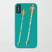 arrow iPhone & iPod Cases featuring Arrow by yuyuy