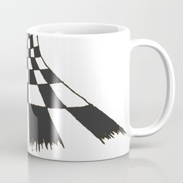 Checkered figure Coffee Mug