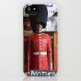 Grenadier Guard iPhone Case
