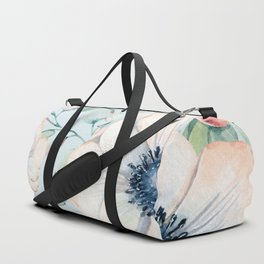 Summer Flowers #society6 #buyart Duffle Bag