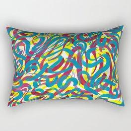 Hiatus 10 Rectangular Pillow