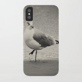Beach Bird iPhone Case