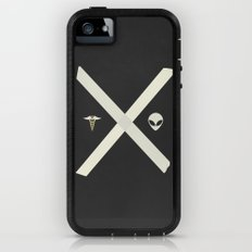 Mulder and Scully iPhone (5, 5s) Adventure Case