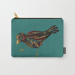 Mechanical Bird Carry-All Pouch
