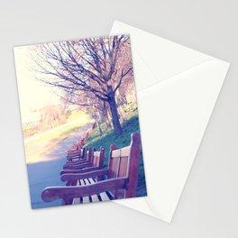 Edinburgh Princes Garden Stationery Cards