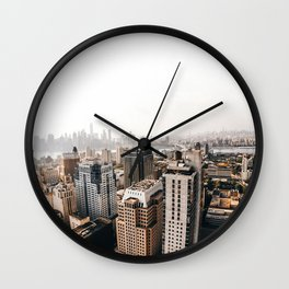 New York City // Wall Clock