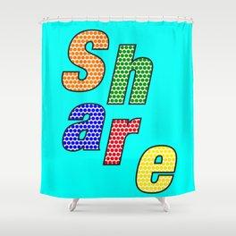 SHARE – my 3 best Skills Shower Curtain