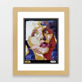 Cool Ages VIII Framed Art Print