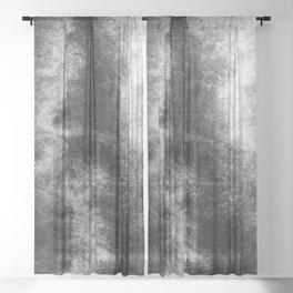 Abstract XXI Sheer Curtain