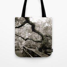 Bridge to ______ Tote Bag
