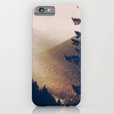 Sunrise in the Mountains  iPhone 6s Slim Case