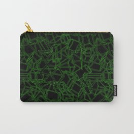 Geojumble Two Carry-All Pouch