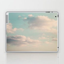 An endless affair with the upper atmosphere Laptop & iPad Skin