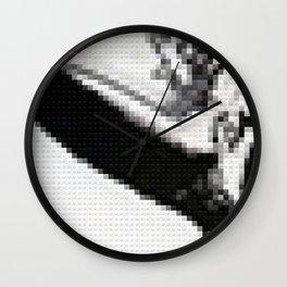 Led Zeppelin - Legobricks Wall Clock
