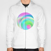 Color Spheres Hoody