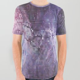Orion Nebula All Over Graphic Tee