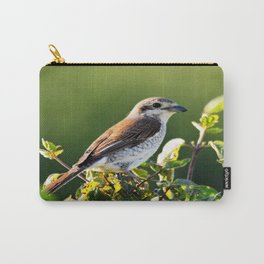 One Bird in the Bush (just one) Carry-All Pouch