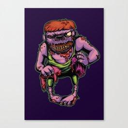 zombieboy Canvas Print