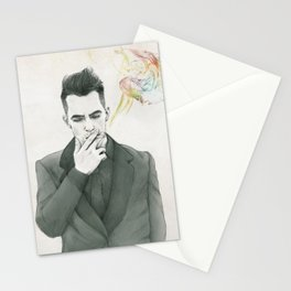 Worse Than Nicotine Stationery Cards