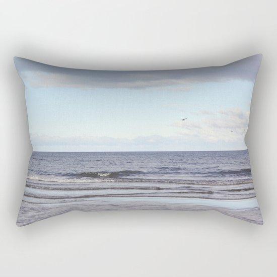 Oceano Pacifico Rectangular Pillow