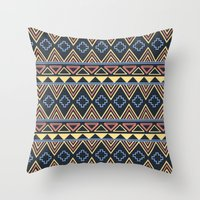 marley Throw Pillows featuring Marley by Tess Ellis